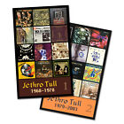 JETHRO TULL twin pack album cover discography magnet set 475 x 375