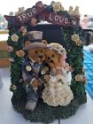 Boyd's Bears & Friends Grenville and Beatrice TRUE LOVE Figure 1995