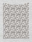 Chevron Tapestry Wall Hanging Form Decoration for Room 2 Sizes