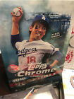 2016 Topps Chrome Baseball Hobby Box Factory Sealed