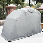 Large Motorcycle Shelter Storage Cover Tent Garage Outdoor Rain Protect No Seam
