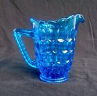 CAPRI BLUE VINTAGE MILK/CREAM PITCHER