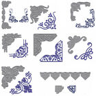 Lace DIY Metal Cutting Dies Stencil Scrapbook Embossing Handmade Card Gift Craft