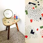 Atomic Tripod Mid Century Plant Stand Space Age Table Side End Table Formica