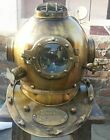 Diving Helmet Antique Scuba SCA Divers US Navy Mark V Deep Sea Marine Divers 18