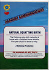 The Bradley Method Teachers DVD Natural Squatting Birth at Home with 5 yr Child