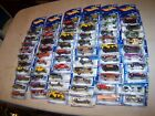 Lot of 60 Vintage Hot Wheels Die Cast Vehicles From 1990s Lot E