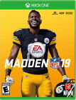 Madden 19 X Box One New in Shrink-wrap!