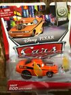 DISNEY PIXAR CARS 2014 TUNERS COLLECTION SNOT ROD WITH FLAMES #3/8
