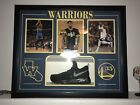 Kevin durant Autographed Shoe Shadow Box Frame
