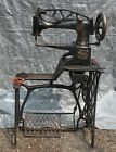 Antique Singer 29-3 1896 Industrial Leather Sewing Machine Shoe Repair Cobbler