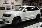 2018 Jeep Grand Cherokee GRAND CHEROKEE TRACKHAWK 700 HP HELLCAT ENGINE NEW BRAND NEW JEEP DEALER TRACKHAWK 700 HP DVD PLAYER PANORAMA ROOF SEPIA INTERIOR