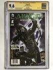 ARROW #1 SPECIAL EDITION 1st App: Stephen Amell (SIGNED) - Green Arrow CGC 9.6