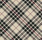 HTV Plaid Pattern SISER Printed Heat Transfer Vinyl 10 x 10 with Mask PL-1