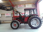 Case 895 4WD Stockman Special 1994 c w Stoll Robust F10 Loader