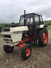 David Brown CASE 1490 TRACTOR DB 1490 david brown tractor LOW LOW HOURS 1983