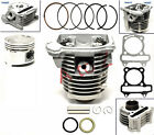 150cc GY6 Cylinder  Head 50mm Piston Gasket Kit ATV Gokart Moped Scooter cy 21