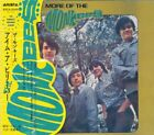 THE MONKEES More Of The Monkees JAPAN CD w/Guitar shaped OBI+BOOKLET BVCA-2049