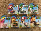 Hot Wheels Super Mario Full Set 7 cars 2018 GameStop Exclusive
