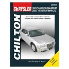 For Dodge Charger 2006-2010 Chilton Chrysler 300/Charger/Magnum Repair Manual