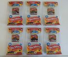 Hot Wheels WORLDS SMALLEST SET OF 6 BONE SHAKER RODGER DODGER TWIN MILL