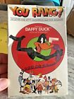 RARE VINTAGE LOONEY TUNES ANSWERING MACHINE CASSETTE - YOU RANG? DAFFY DUCK TAPE