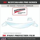 3M Scotchgard Pro Series Paint Protection Film Fits 15-18 Mercedez-Benz G-CLASS