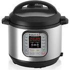 Instant Pot 6 Qt 7-in-1 Multi-Use Programmable Pressure Cooker, Slow Cooke, New