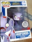 POP! Games World of Warcraft Mur'ghoul #34 2014 BlizzCon Funko Exclusive