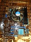 ASUS H61M F motherboard and i5 3470 CPU combo with 8GB Ram