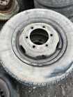 Ford Transit Smiley Twin Wheels Tyres 185 15c