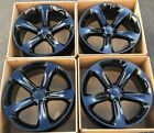 20 Dodge Challenger Charger Fastback RT Black Wheels Rims Factory OEM 2529
