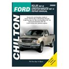For Ford F-150 97-03 Chilton Ford Pick-Ups/Expedition & Navigator Repair Manual
