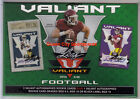2018 Leaf Valiant Football Factory Sealed Hobby Box