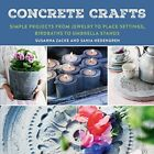 Hedengren Sania/ Zacke Susa...-Concrete Crafts BOOK NEU