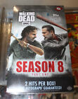 2018 Topps Walking Dead Season 8 Part One SEALED BOX - TWO HITS PER BOX! $0 S