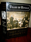 SIGNED 1st Edition TEAM OF RIVALS Doris Kearns Goodwin ABRAHAM LINCOLN Biography