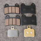 Front&Rear Brake Pads Fit for Ducati Sport Touring Carenata Monster S2R S4 S4R