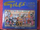Giles A Life in Cartoons The Authorised Biography  Signed by Giles