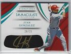 2018 Panini Immaculate Collection Baseball Cards 12
