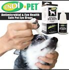 Dog Cat Pink Eye Drops Infection Conjunctivitis Dry Itch Red Irritation Allergy