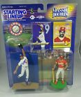 1999 MLB Starting Lineup Classic Doubles Raul Mondesi Major/Minor Dodgers, Dukes