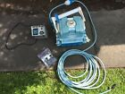 AQUABOT TURBO T ROBOTIC AUTOMATIC POOL CLEANER For parts not working