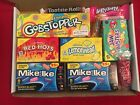 AMERICAN CANDY Gift box present UK SELLER  mike and ikes lemonheads laffy taffy