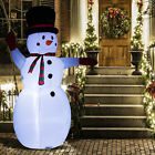 8 Inflatable Christmas Snowman Airblown Holiday Yard Outdoor Lighted Decoration