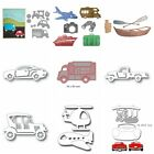 Various Vehicle Metal Cutting Dies Stencil Handmade Scrapbooking Album Embossing