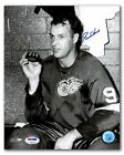 Gordie Howe Detroit Red Wings Autographed NHL Record Goal #544 8x10 Photo - PSA