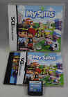 My Sims Nintendo DS / 3DS game - Boxed / Instructions