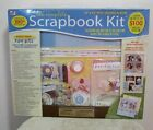 WT The Complete Scrapbook Kit 12x12 Post Bound Album Over 880 Pieces New Sealed