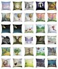 Colorful Fantasy Throw Pillow Cases Cushion Covers Home Decor 8 Sizes Ambesonne